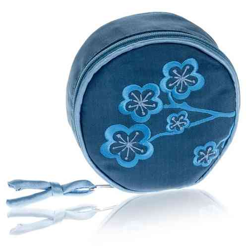 Infinity Blue Jewellery Case