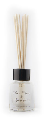 Pink Fizz and Grapefruit Reed Diffuser