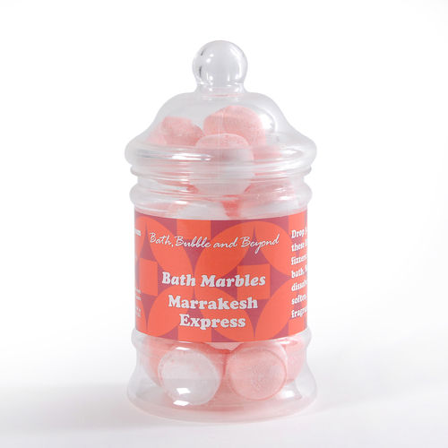 Marrakesh Express Bath Marble Jar