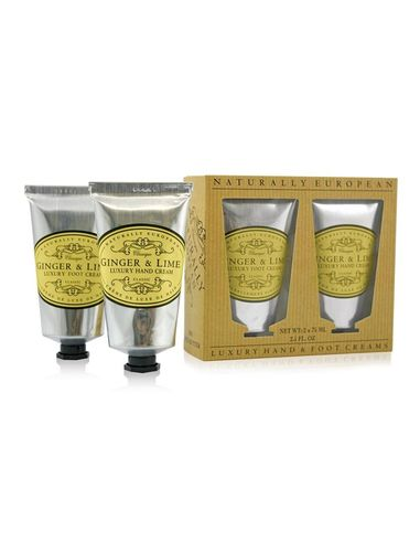 Ginger & Lime Hand & Foot Cream Gift