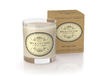 Milk Cotton Scented Luxury Candle