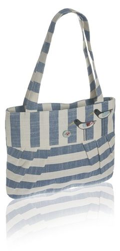 Oystercatcher Tote Bag - Blue
