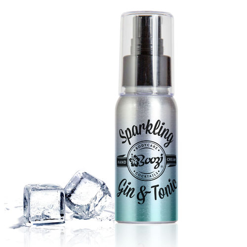 Sparkling Gin & Tonic Hand Cream