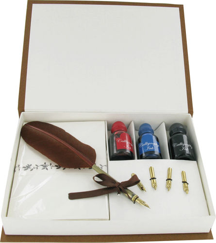 Calligraphy Set - Quill Style Pen