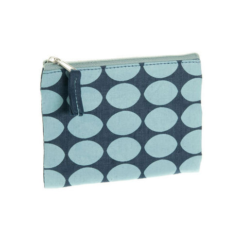 Blue WIng Teal Coin Purse