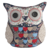 Priscilla Owl Cushion