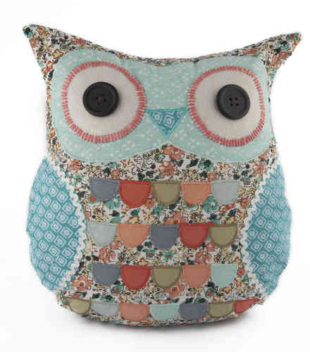 Clara Owl Cushion