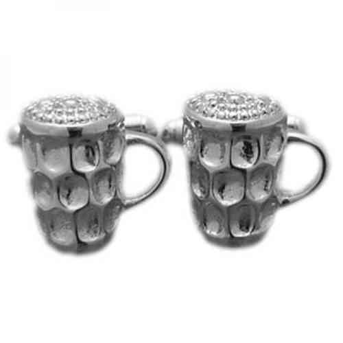 Pint of Beer Cufflinks