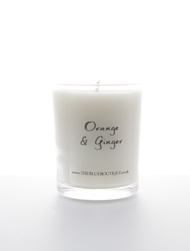 Orange and Ginger Votive Candle