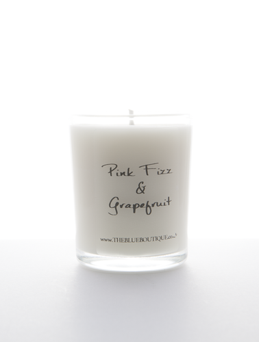 Pink Fizz and Grapefruit Votive Candle