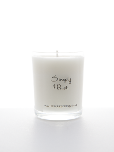Simply Musk Votive Candle