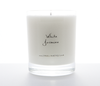 White Jasmine Candle Jar