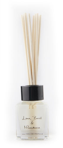 Lime, Basil and Mandarin Reed Diffuser