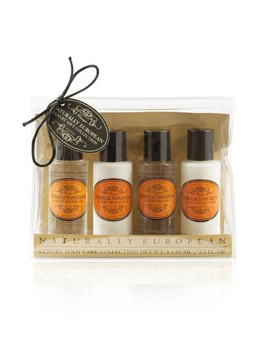 Neroli & Tangerine Travel Collection