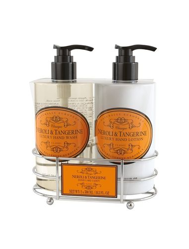Neroli & Tangerine Wash & Lotion Caddy