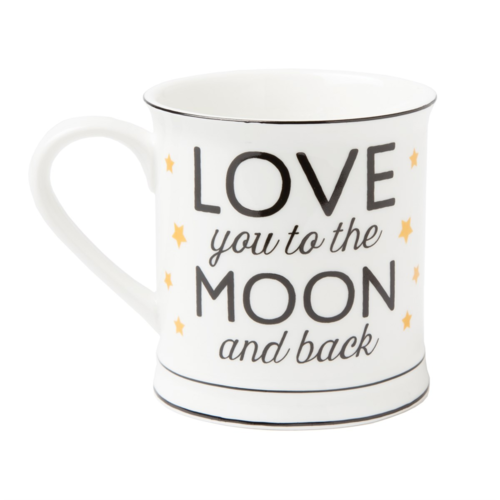 Love You to the Moon and Back - Mug