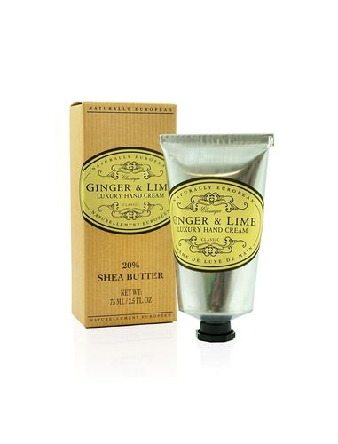 Ginger & Lime Luxury Hand Cream