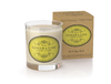 Ginger & Lime Scented Luxury Candle