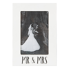 Mr & Mrs Frame - Portrait