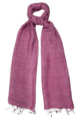 Anemone Pink Speckled Scarf