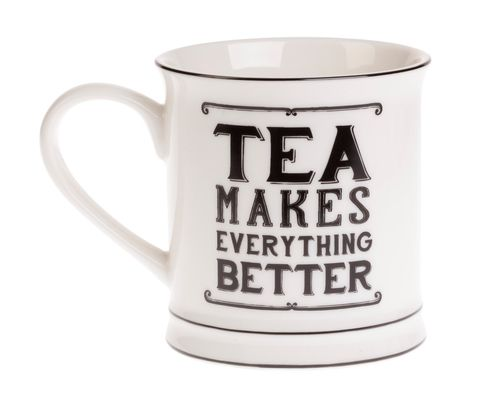 Tea makes everything better - Mug