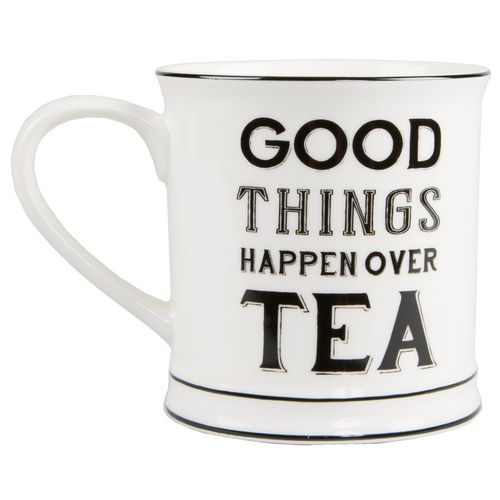 Good things happen over Tea - Mug