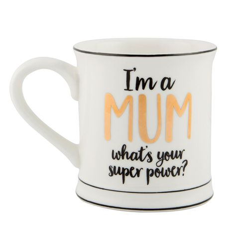I'm a Mum What's your Super Power? - Mug