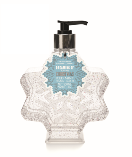 Snowflake Iced Mint Hand Wash 500ml