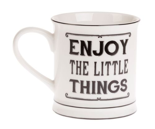 Enjoy the little things - Mug